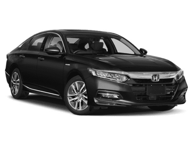 New 2019 Honda Accord Hybrid Hybrid EX-L