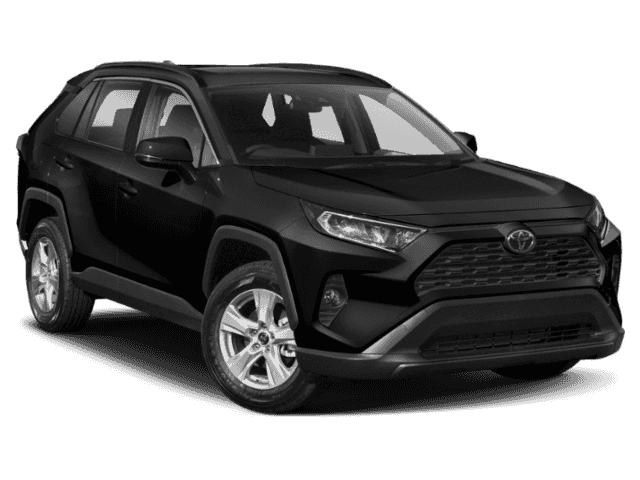 New 2020 Toyota RAV4 LE - FWD FWD Sport Utility