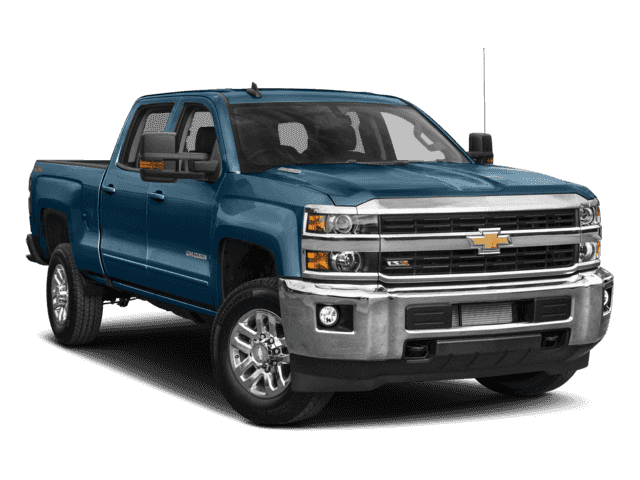 New 2018 chevrolet silverado 2500hd 4wd crew cab 153 7 for Central maine motors chevy