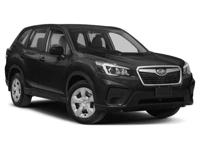 New 2019 Subaru Forester Premier
