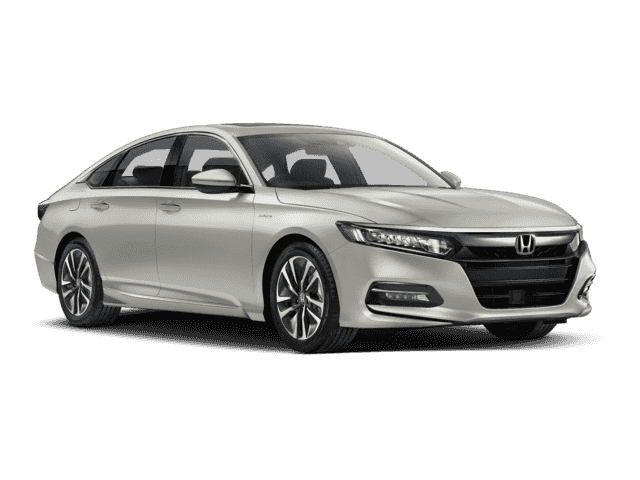 New 2018 Honda Accord Hybrid EX