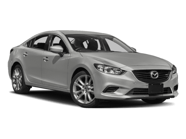 New 2017 Mazda6 Touring FWD 4D Sedan