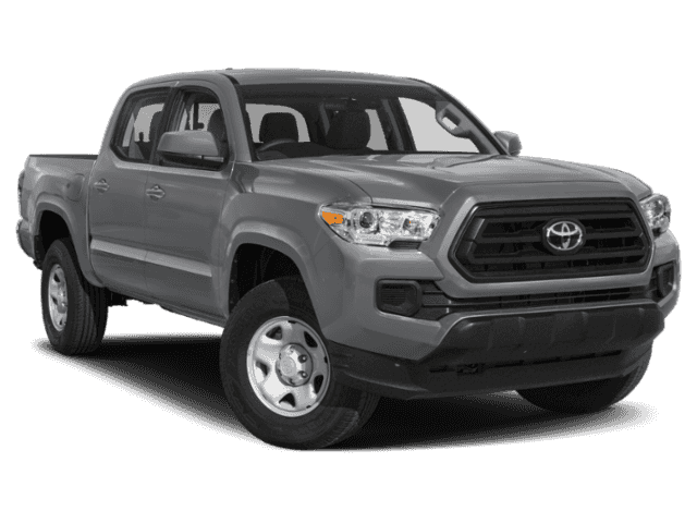 New 2020 Toyota Tacoma Limited Double Cab 5' Bed V6 AT