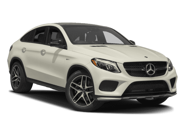 New 2017 Mercedes-Benz GLE 43 AMG® Coupe
