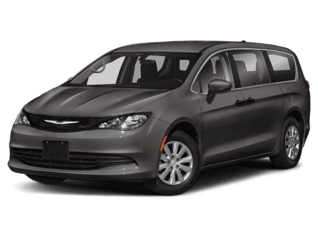 New 2020 CHRYSLER Voyager LX