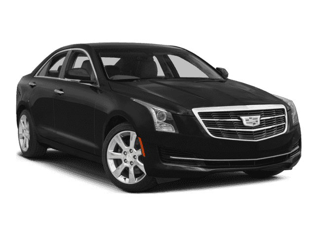 Pre-Owned 2015 Cadillac ATS 3.6L Luxury AWD
