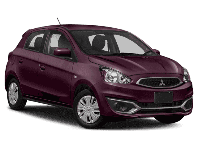 New 2018 Mitsubishi Mirage ES