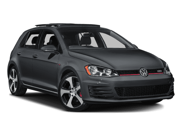 New 2017 Volkswagen Golf GTI S 4-Door FWD 4D Hatchback