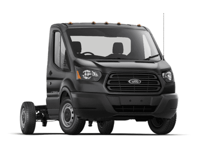 New 2019 Ford Transit Chassis Base RWD