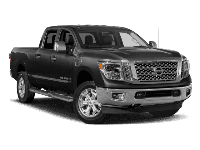 New 2018 Nissan Titan XD SL Gas