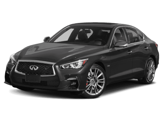 New 2019 INFINITI Q50 SPORT - With Navigation & AWD