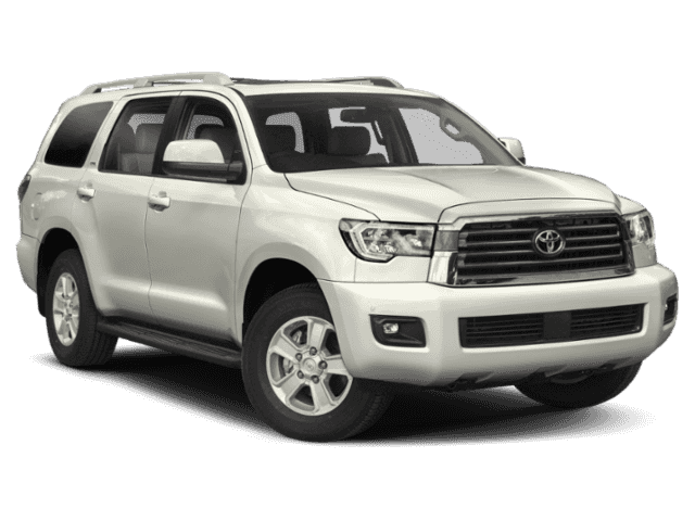 New 2019 Toyota SEQUOIA 4X4