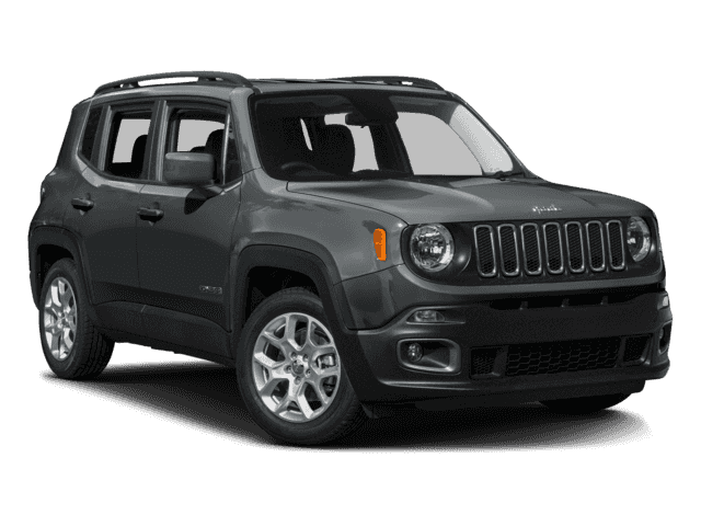 Pre-Owned 2016 Jeep Renegade 4WD 4dr 75th Anniversary