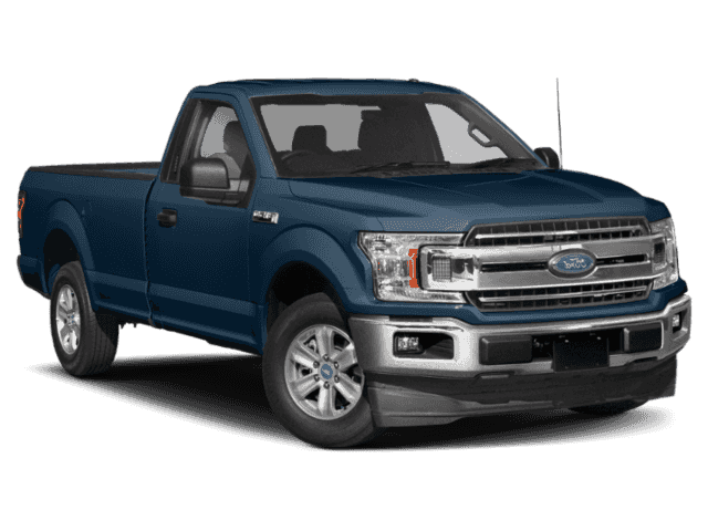 New 2019 Ford F-150 4WD REG CAB