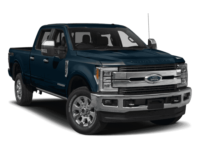 New 2018 Ford Super Duty F-350 SRW KING With Navigation & 4WD