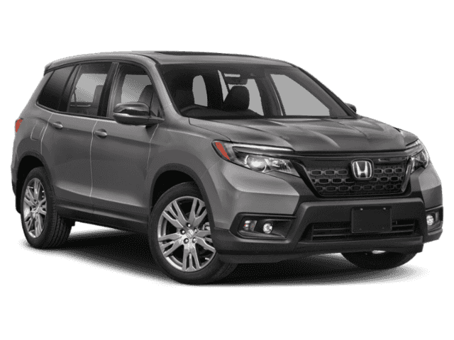 New 2021 Honda Passport EX-L