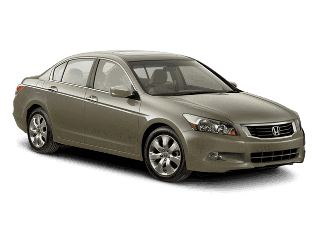 Pre-Owned 2010 Honda Accord Sdn EX-L Front Wheel Drive Sedan