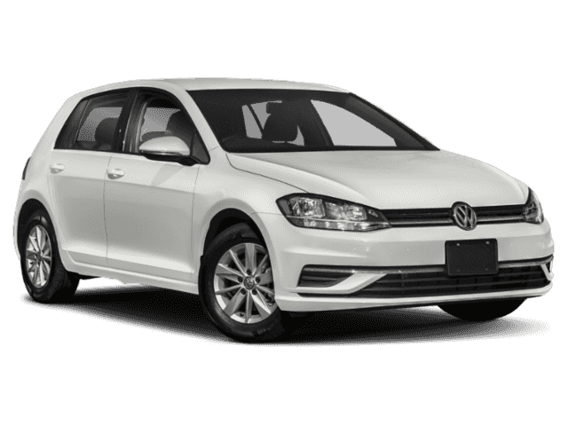 New 2020 Volkswagen Golf 1.4T TSI Auto