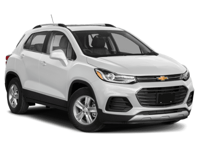New 2020 Chevrolet Trax LT AWD