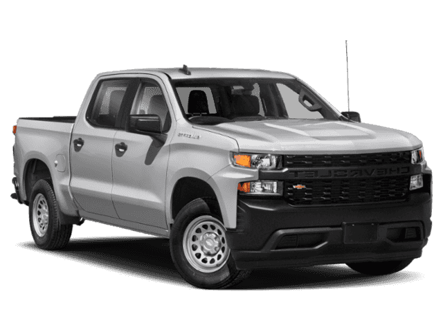Pre-Owned 2020 Chevrolet Silverado 1500 LT Trail Boss 4WD 4D Crew Cab