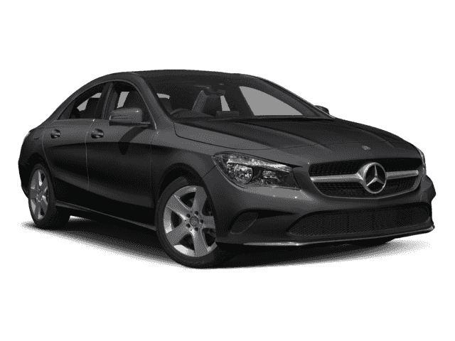 New 2018 Mercedes-Benz CLA 250 4MATIC® Coupe