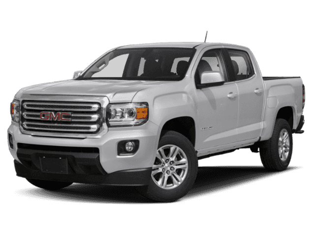 New 2020 GMC Canyon 4WD SLT 4WD Crew Cab Pickup
