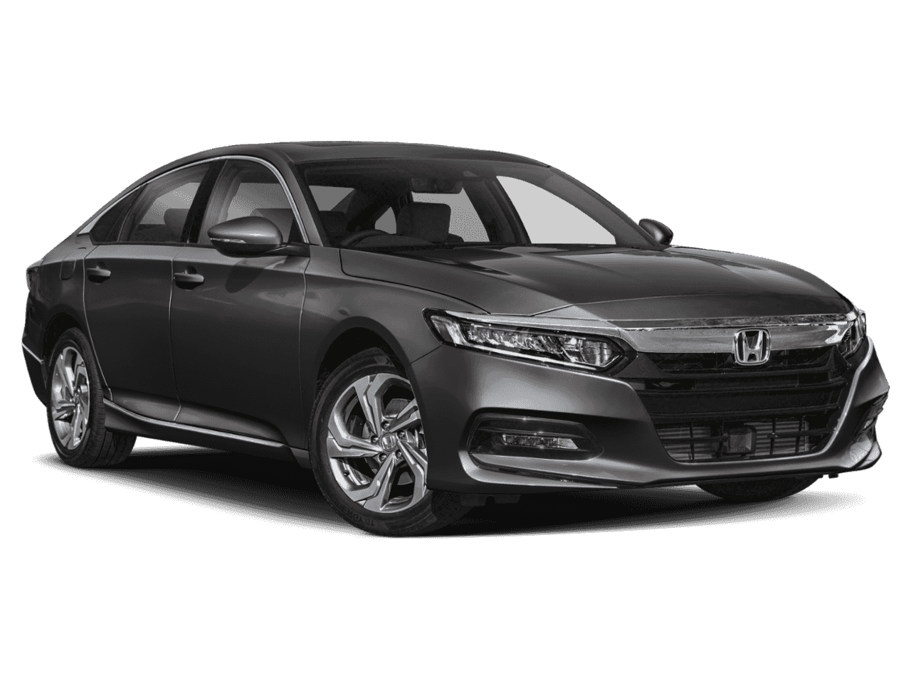New 2020 Honda Accord Sedan EX-L 1.5T CVT