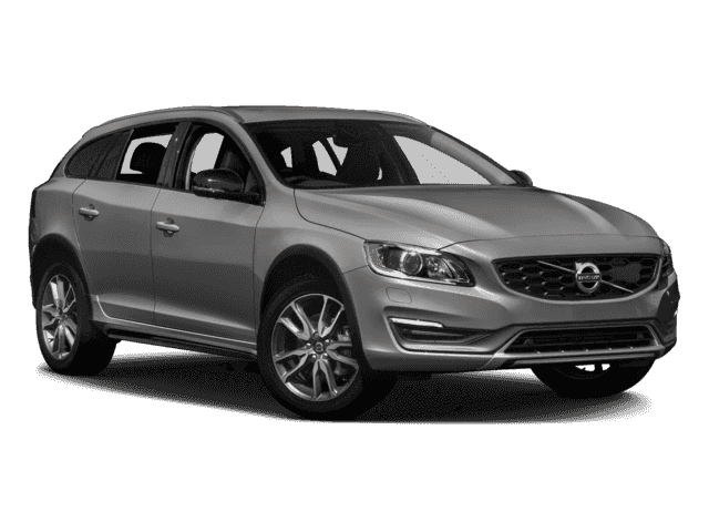 New 2018 Volvo V60 Cross Country Premier