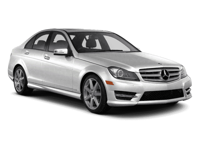 2011 Mercedes-Benz C350 4MATIC SEDAN