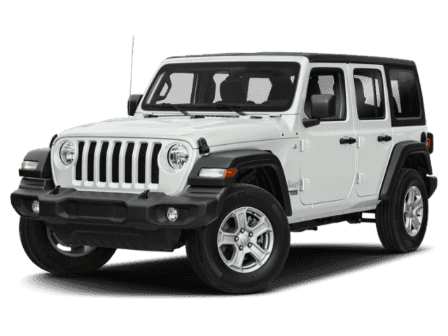 New 2019 JEEP Wrangler Rubicon