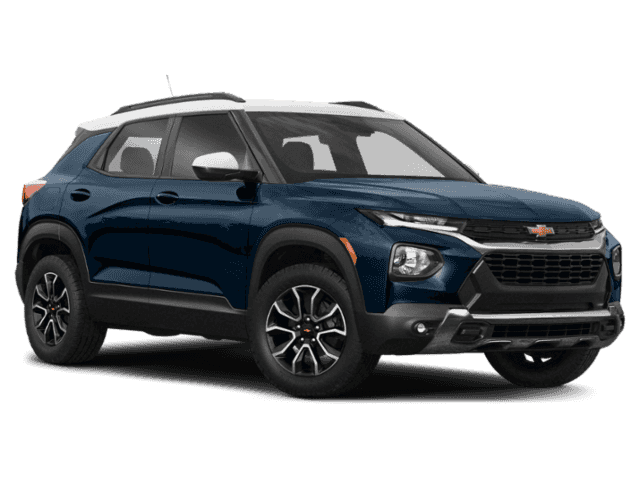 New 2021 Chevrolet TrailBlazer AWD 4dr LS