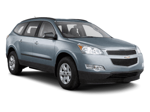 Pre-Owned 2012 Chevrolet Traverse LTZ AWD