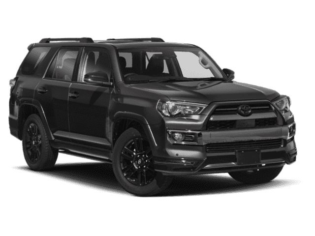 New 2020 Toyota 4runner Nightshade 2wd Suv In Huntersville 0860215 Toyota Of North Charlotte