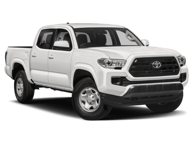 New 2019 Toyota Tacoma 4WD SR5 Double Cab