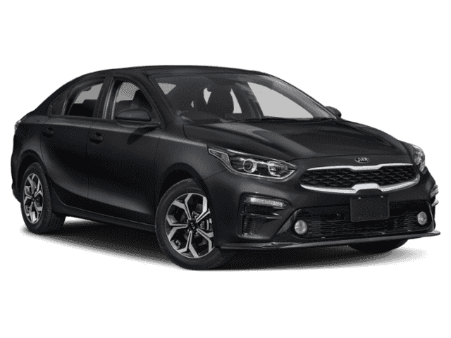 New 2020 Kia Forte FWD 4D Sedan