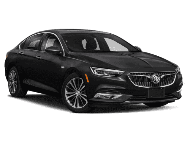 New 2019 Buick Regal Sportback 4dr Sdn GS AWD