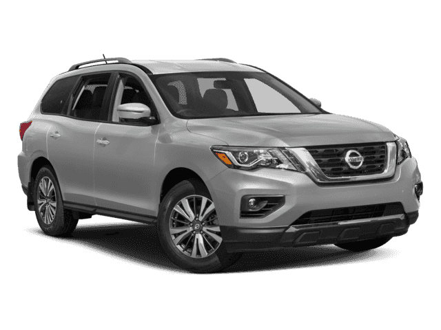Pre-Owned 2017 Nissan Pathfinder 4x4 SV