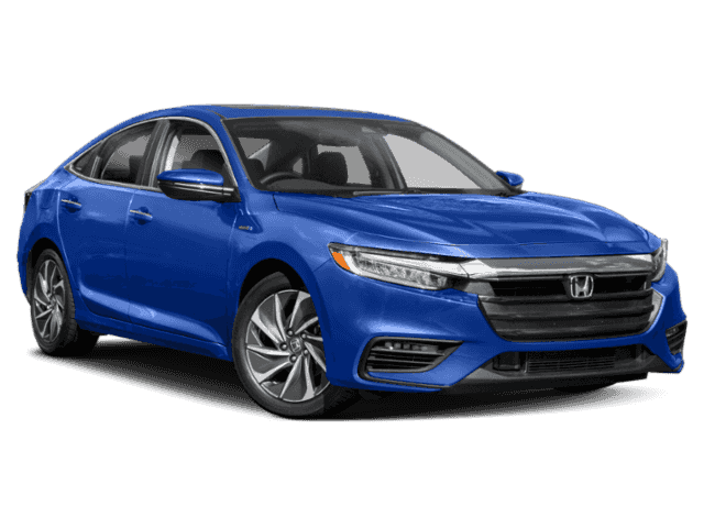 New 2019 Honda Insight Touring With Navigation