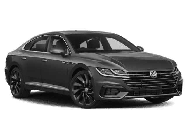 New 2019 Volkswagen Arteon SEL R-Line 4MOTION w/20 Wheels With Navigation & AWD