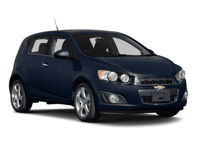 Pre-Owned 2015 CHEVROLET SONIC LS Hatchba