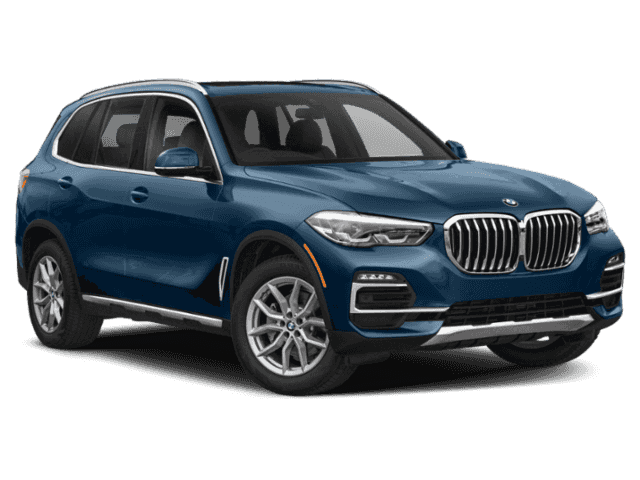 New 2021 BMW X5 xDrive40i