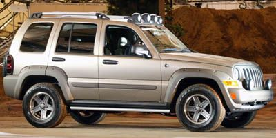Pre Owned 2005 JEEP LIBERTY RENEGADE