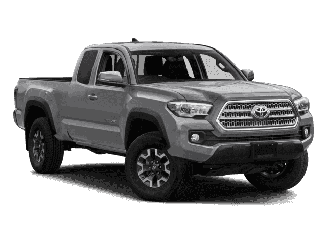 New 2018 Toyota Tacoma TRD Off Road Access Cab 4x4 V6
