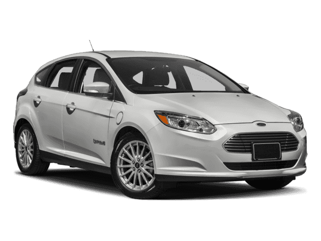 New 2017 Ford Focus Electric Base