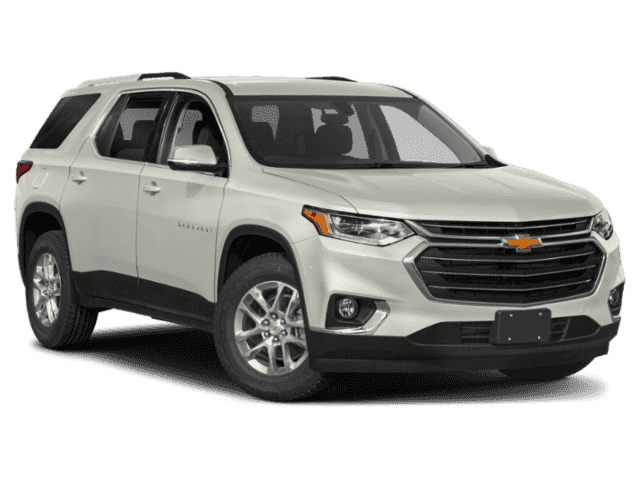 New 2019 Chevrolet Traverse AWD 4dr RS w/2LT