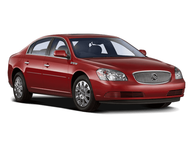 Pre-Owned 2009 BUICK LUCERNE CXL Sedan