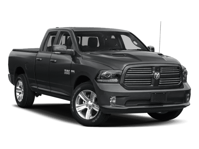 2018 Ram 1500 Sport Quad Cab | Heated Seats and Steering Wheel