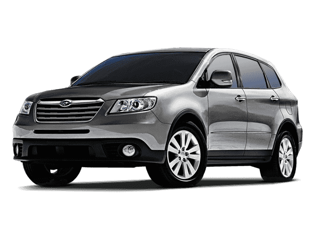 PRE-OWNED 2009 SUBARU TRIBECA LIMITED 7-PASSENGER W/DVD/NAVI WITH NAVIGATION & AWD