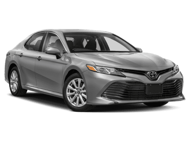 New 2020 Toyota Camry LE 2WD 4-DOOR LE SEDAN