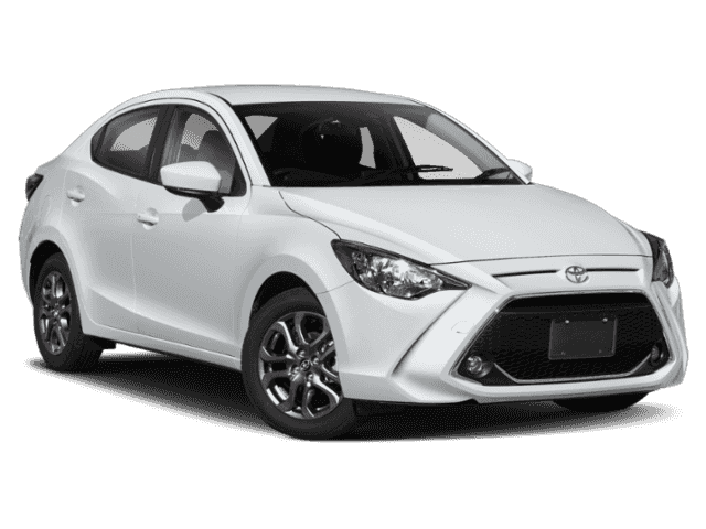 New 2019 Toyota Yaris 4-Door XLE Auto